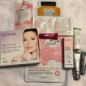Skincare bundle (10 items)